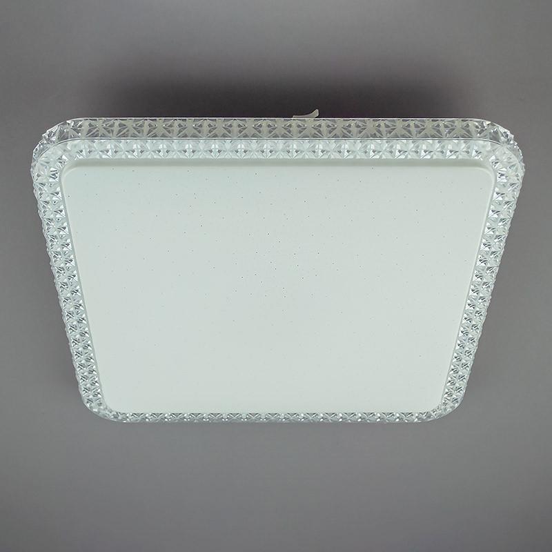 Люстра светодиодная  LED на 90W SML-814567-90  белая