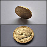 Царское золото от 1999 гривен за 1 грамм Редкие Монеты Золото 900 пробы, фото 4