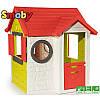 Детский игровой домик Smoby 810402 со звонком для детей
