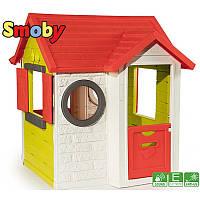 Детский игровой домик Smoby 810402 со звонком для детей, фото 1