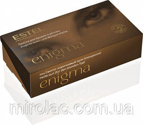 Краска для бровей и ресниц Estel  ENIGMA, Тон светло-коричневый (для блондинок)