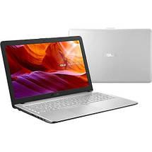 """Ноутбук Asus X543UA-DM1464 (90NB0HF6-M38160); 15.6"""" FullHD (1920х1080) TN матовый / Intel Core i3-7020U (2.3 ГГц) / RAM 4 ГБ / HDD 1 ТБ / Intel HD, фото 3"""