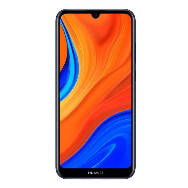"Смартфон Huawei Y6s Dual Sim Orchid Blue (51094WBU); 6.09"" (1560х720) IPS / MediaTek MT6765 / ОЗУ 3 ГБ / 32 ГБ встроенной + microSD до 512 ГБ / камера"