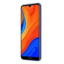 "Смартфон Huawei Y6s Dual Sim Orchid Blue (51094WBU); 6.09"" (1560х720) IPS / MediaTek MT6765 / ОЗУ 3 ГБ / 32 ГБ встроенной + microSD до 512 ГБ / камера, фото 3"