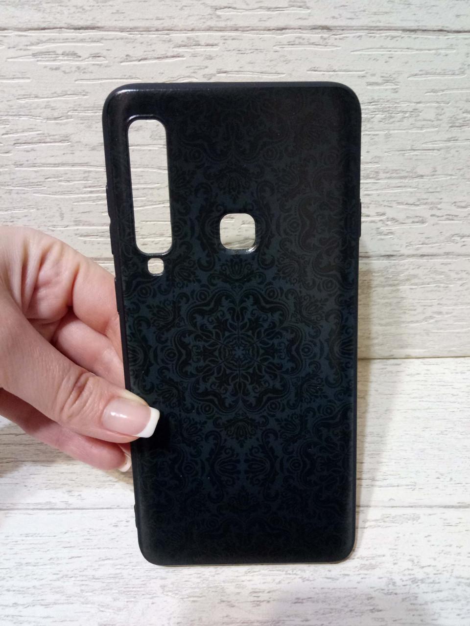 Силиконовый чехол для телефона Samsung A9 2018