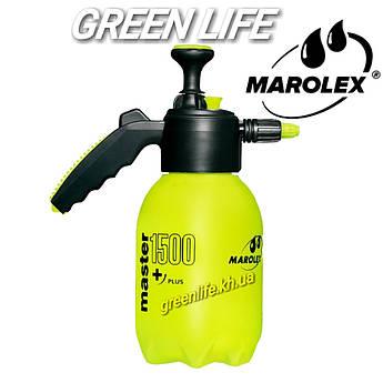Ручной помповый опрыскиватель 1,5 л Marolex Master Plus