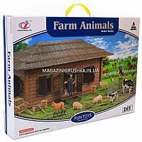 Игровой набор «Ферма» животные, фигурки Q9899-ZJ63