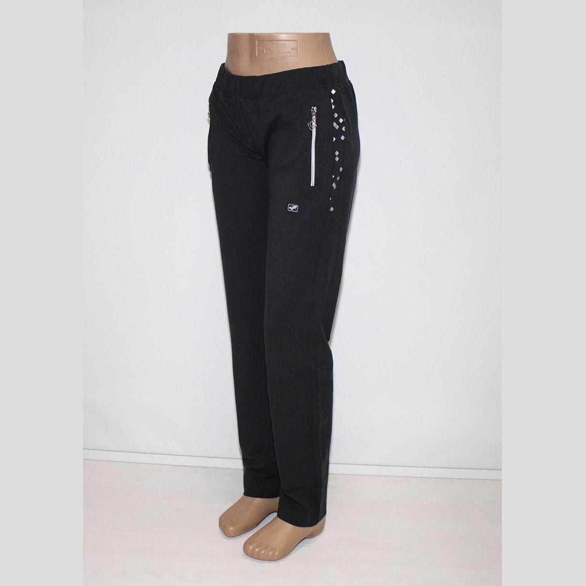 Женские трикотажные спортивные штаны Турция т.м. FORE 9612