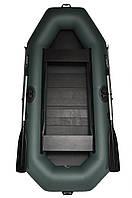 Лодка двухместная надувная пвх Grif boat G-270 PS