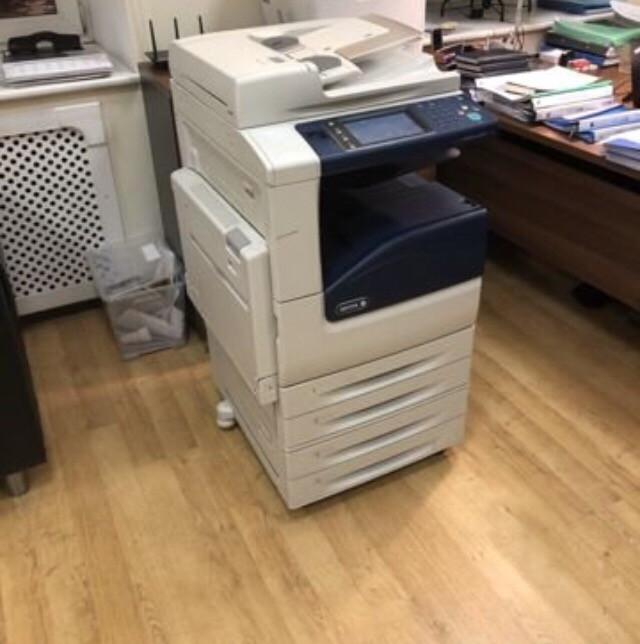 Xerox WorkCenter 7220 - Ксерокс Б/у с Европы