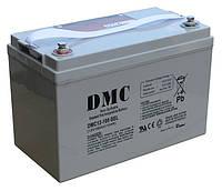 Аккумулятор DMC 12-100GEL (100A*ч 12В, GEL) для систем резервного и автономного питания