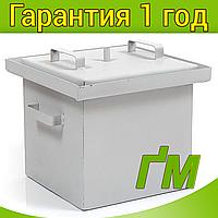 Коптильня HousePro с гидрозатвором 30х30х28см окрашенная