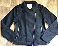 Куртки кожзам для девочек оптом, Glo-story, 122/128-158/164 рр., арт. GPY-1117