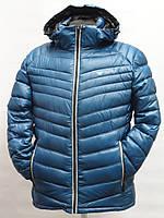 Мужская куртка. Бирюзового цвета., фото 1