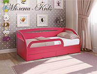 Кровать деревянная Милена-kids без ящиков