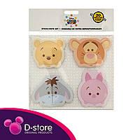 Набор стикеров - Винни Пух - Дисней / Winnie the Pooh Sticky Notes - Disney