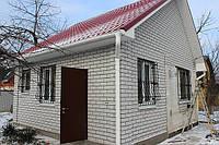 Кованые оконные решетки Днепропетровск, фото 1