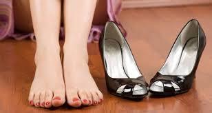 Уход ног/обуви