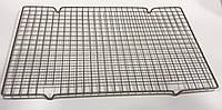 Решетка сетка для глазирования нержавейка  40,5х25,5 см
