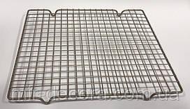 Решетка сетка для глазирования нержавейка 26 х25,5 см