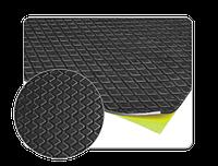 Самоклеящийся битумный звукоизолирующий материал твёрдый APP MW 500 T, 250 х 500 мм