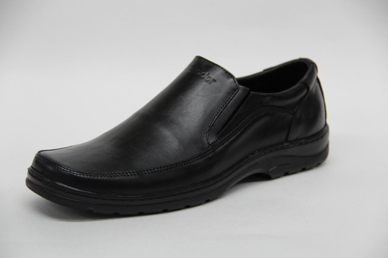 Мужские кожаные туфли Matador 5110 р