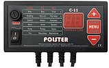Комплект автоматики Polster C-11 + WPA 120 до дров'яного котла (Польща), фото 2