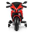 Детский мотоцикл Yamaha M 4183-3 красный, фото 3
