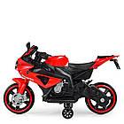 Детский мотоцикл Yamaha M 4183-3 красный, фото 4