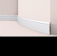 Плинтус напольный из дюрополимера NMC WALLSTYL  FL 2 Flex