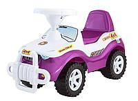Машинка каталка Джипик розовый Орион (105р)