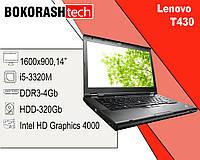 Ноутбук Lenovo ThinkPad T430  (5005)
