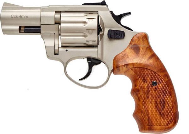 "Револьвер флобера STALKER Satin 2.5"" Brown, фото 2"