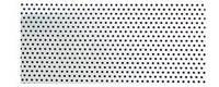 Декоративная, защитная тюнинг сетка в решетку радиатора, в бампера 100*33 см