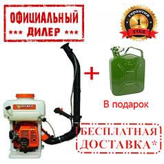 Мотоопрыскиватель (Бензиновый опрыскиватель) FORTE 3W-650 (14 литров,с насосом)
