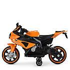 Детский мотоцикл Yamaha M 4183-7 оранжевый, фото 3