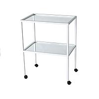 Столик инструментальный СТ-И-2М-К, 1 шт, столик медицинский, ЧНПП Атон