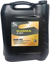 CYCLON Масло моторное 10W40 SL/CF MAGMA X-100 20л (бенз, диз)