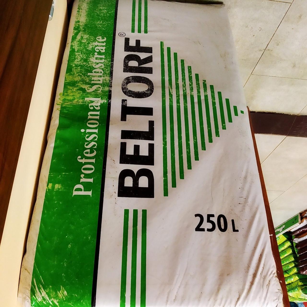 Торфяной субстрат BELTORF Белторф BTS-1 250 литров Белоруссия