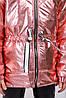 """Модная демисезонная куртка для девочки """"МАРГО"""" р. 104-110-116-122, фото 5"""
