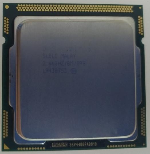 Процессор i5-750 soket 1156