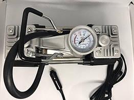 Автомобильный компрессор DOUBLE BAR GAS PUMP, 12 V, 200 PSI, 628-4*4 для габаритных машин