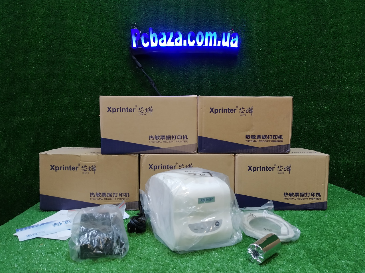 Принтер чеков Bluetooth Xprinter XP-D58IIIL Новые