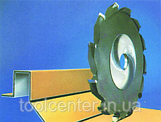 Пила 150х10х30 Z18 для резки алюминиевых композитных панелей