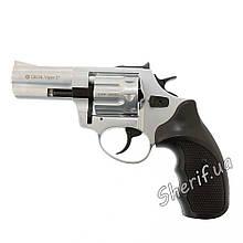 Револьвер под патрон Флобера Ekol Viper 3 (хром) (3023)