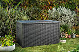 Садовый чулан, сундук для хранения Keter Java Storage Box 850 L, фото 8