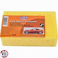 Губка для мытья автомобиля Liqui Moly Auto-Wasch-Schwamm (1549) 1шт