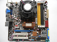 ASUS M3A78-EM AMD Socket AM2+ (AM3) топовая плата