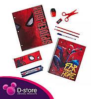 Канцелярский набор Человек-паук - Дисней / Spider-Man: Far from Home Stationery Supply Kit - Disney