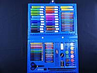 Набор для развития творчества у детей 86 предметов (набор рисования)
